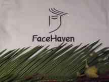 Facehaven Logo Client wrap